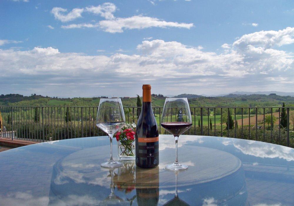 VACANZA DEGUSTAZIONE IN TOSCANA 3 notti in wine resort
