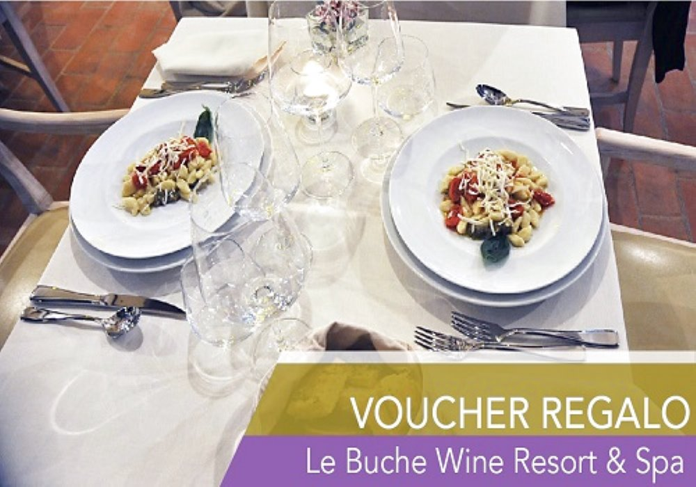 VOUCHER REGALO Per un'esperienza in Wine Resort