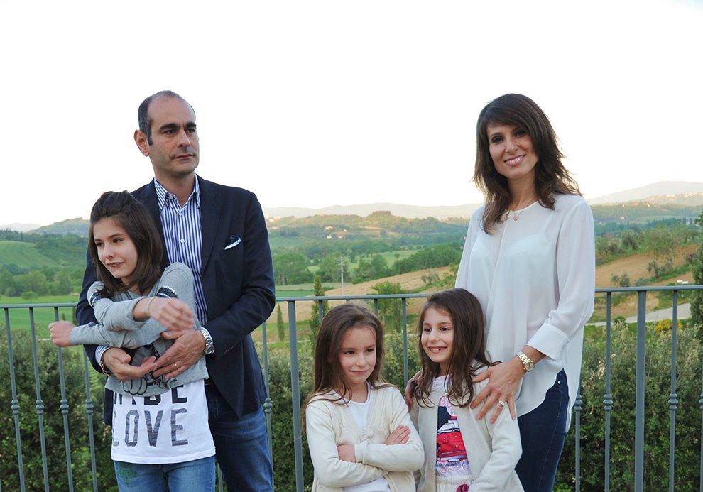La famiglia Olivi