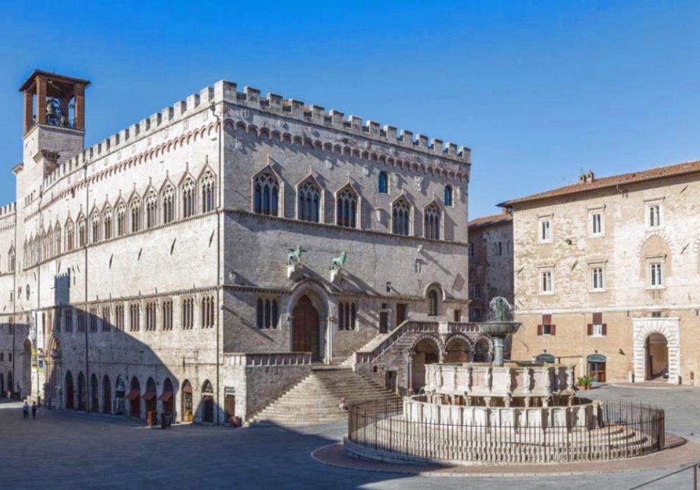 SPRING BREAK To discover Perugia