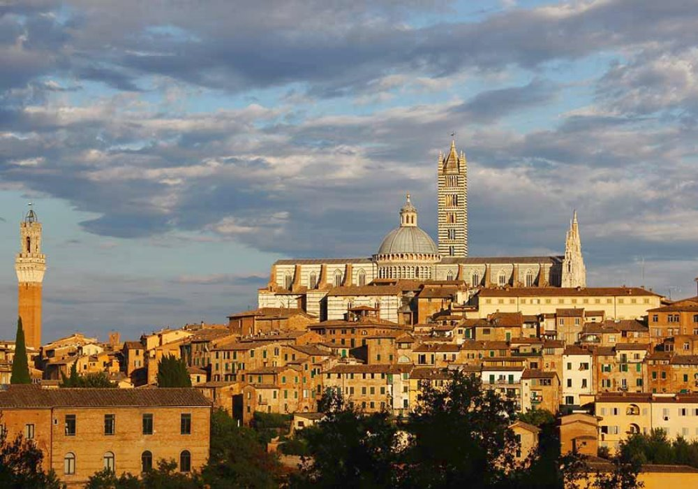 Una giornata a Siena Come organizzare una gita a Siena di un giorno