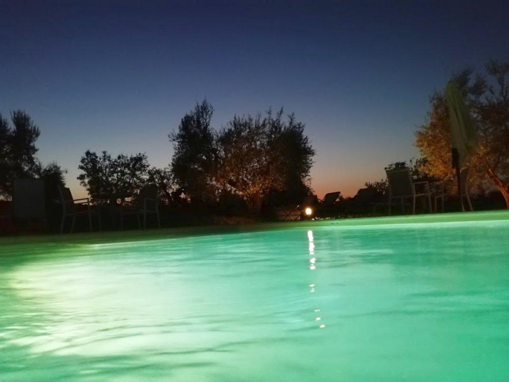 Piscina Relax E Benessere Nella Natura Sarteano Siena